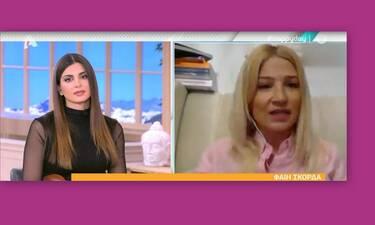 Κορονοϊός: Η δήλωση της Σκορδά για τον ιό που σόκαρε την Τσιμτσιλή (Video)