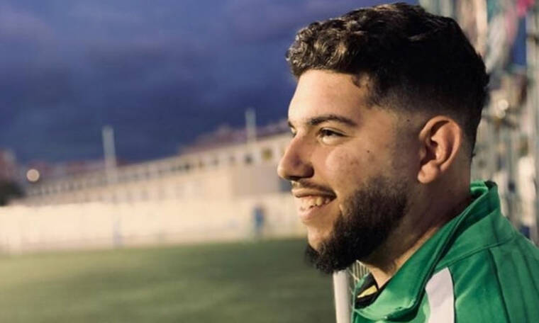 Σοκ: Νεκρός από κοροναϊό 21χρονος προπονητής ποδοσφαίρου