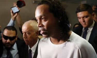 ΣΟΚ: Μπλεγμένος και σε άλλες εγκληματικές ενέργειες ο Ροναλντίνιο
