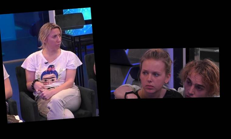 Κορονοϊός: Καρέ - καρέ η στιγμή που οι παίκτες του γερμανικού Big Brother μαθαίνουν για τον ιό