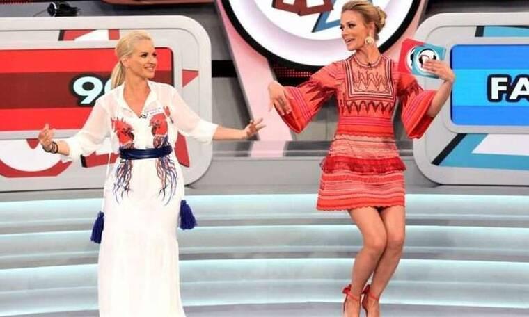Μακρυπούλια – Μπεκατώρου: Μια ακόμη σεζόν στον Ant1 με τα τηλεπαιχνίδια τους;