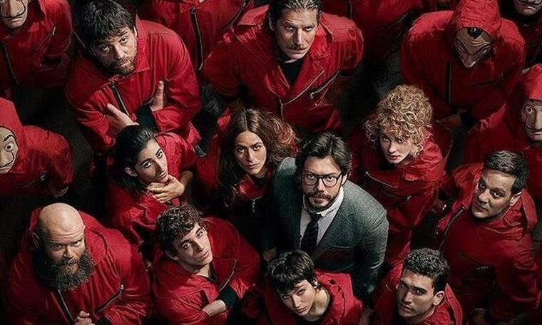 Ο κορονοϊός «χτύπησε» και το La Casa de Papel - Θετική στον ιό πρωταγωνίστρια της σειράς