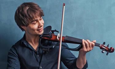 Εurovision: O Alexander Rybak σχολιάζει με το... βιολί του την ακύρωση του θεσμού & στέλνει μήνυμα