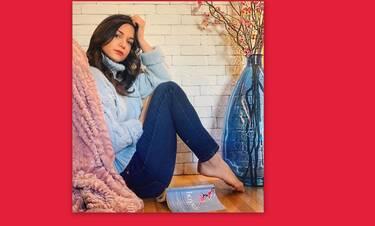 Κατερίνα Γερονικολού: Την έχεις δει άβαφη και με το νυχτικό της; Δεν υπάρχει!