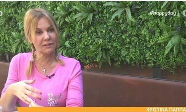 Χριστίνα Παππά: Η απίστευτη ατάκα της για το φόρεμα της Σπυροπούλου στο Just The Two Of Us!