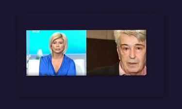 Θάνατος Χατζηκουτσέλη: Συγκλονισμένη η Ζήνα Κουτσελίνη - Τι είπε στην εκπομπή της για τον ηθοποιό;