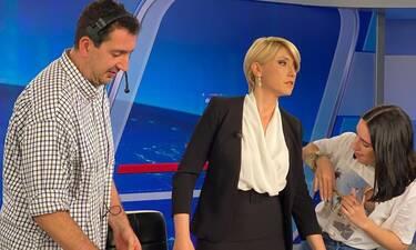 Κορονοϊός: Συγκινεί η Σία Κοσιώνη - H ανάρτηση που θα σε κάνει να λυγίσεις! (Photos)