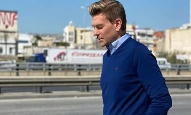 Σπύρος Σούλης: Ο αγώνας να επιστρέψει στην Ελλάδα και η καταγγελία για τα μέτρα στο αεροδρόμιο