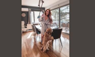 Σίσσυ Χρηστίδου: Τα αγόρια της μπήκαν στην κουζίνα και δεν μπορείτε να φανταστείτε τι συνέβη!
