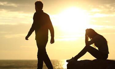 Απίστευτος: Δείτε πώς χώρισε την κοπέλα του