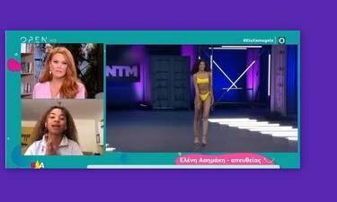 GNTM: Η έκκληση on air της Ελένης Ασημάκη για αιμοδοσία:«Άτομα σαν εμένα ζούμε κυρίως μόνο από αυτό»