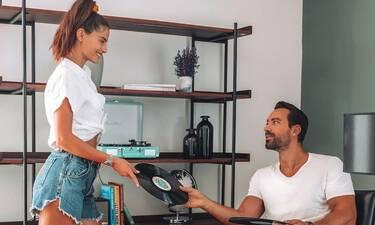 Τανιμανίδης-Μπόμπα: Μετά την καραντίνα στο σπίτι, θέτουν σε... δοκιμασία τη σχέση τους! (vid+photos)