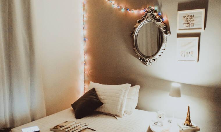 Έτσι θα έχεις το πιο Instagramable δωμάτιο, όπως ακριβώς το φαντάζεσαι