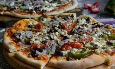 Έτσι θα φτιάξεις την πιο νόστιμη σπιτική pizza