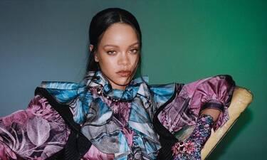 Rihanna: Το αστρονομικό ποσό που δώρισε για την καταπολέμηση του κορονοϊού (photos)