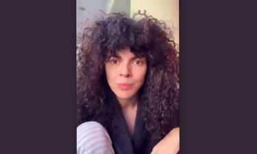 Η Σολωμού πήγε βόλτα με το ποδήλατο και «έφαγε» κράξιμο από τους followers της - Τι απάντησε (Video)
