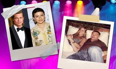 Τι συμβαίνει με τον Brad Pitt; Η γυναίκα που μονοπωλεί το ενδιαφέρον του και ο ρόλος της Aniston