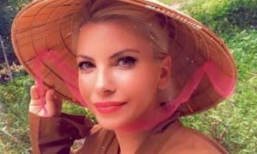 Αντελίνα Βαρθακούρη: «Σε καμιά γυναίκα δεν ταιριάζει η δυστυχία, με ή χωρίς καμπύλες» (photos)