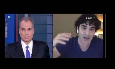 Χριστόφορος Παπακαλιάτης για κορονοϊό: «Δεν χωράει στο μυαλό μου αυτό που συμβαίνει» (Photos-Video)