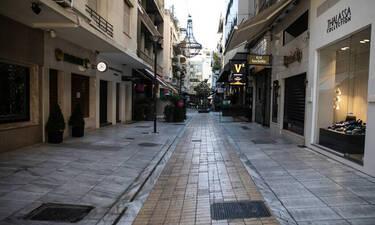 Δες τις τρομακτικές φωτογραφίες από την Αθήνα
