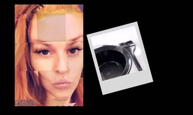 Κι όμως! Η Σίσσυ Χρηστίδου έβαψε μόνη της τα μαλλιά της και μας δείχνει το αποτέλεσμα (Photos-Video)