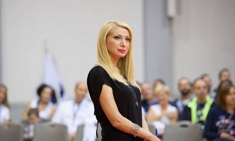 Ζέτα Θεοδωρακοπούλου: «Είμαι η πρώτη γυναίκα που παρουσίασε αθλητικό Δελτίο Ειδήσεων»