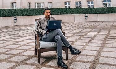 Κορονοϊός: Μίλτος Καμπουρίδης: «Πάλεψε» με τον ιό και βγήκε… νικητής! (Photos)