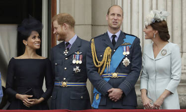 Eπίθεση σε Meghan Markle, Diana, Harry και William: Οι ασυγχώρητες μπηχτές