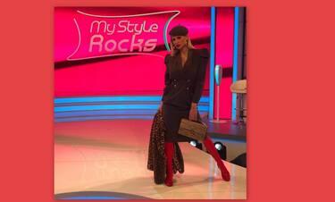 My Style Rocks: Έχετε δει την Ευρυδίκη Παπαδοπούλου πριν τις πλαστικές;