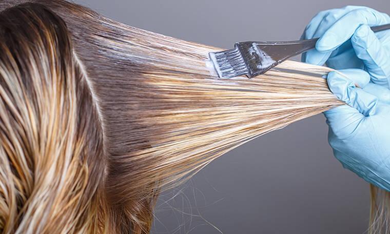 CBD 3D coloring Video Lessons: Βάψιμο μαλλιών στα μήκη και τις άκρες για αρχάριους