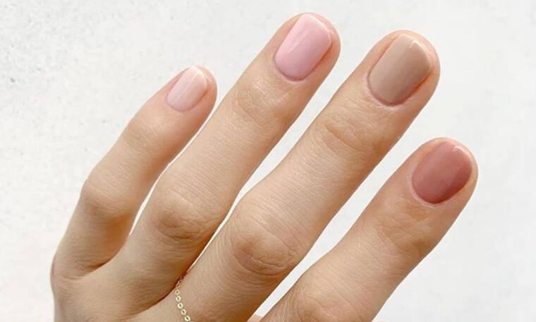 20 Εύκολα ως και πανεύκολα nude nail art που μπορείς να κάνεις και μόνη σου