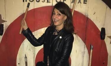 Nia Vardalos: Δεν πήγε στην κηδεία του μπαμπά της λόγω κορονοϊού - Το συγκλονιστικό μήνυμά της