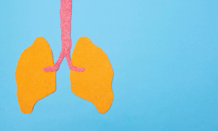 Χρόνια αποφρακτική πνευμονοπάθεια: Φρούτα & λαχανικά που σας προστατεύουν (εικόνες)