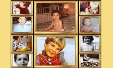 Challenge accepted! Οι Έλληνες celebs ανέβασαν φωτό τους όταν ήταν μωρά και... έριξαν το instagram!