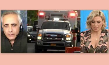 Σωκράτης Αλαφούζος: Περιγράφει την κατάσταση στις ΗΠΑ λόγω κορονοϊού (Video)