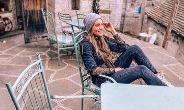 Αθηνά Οικονομάκου: Μπήκε στην κουζίνα και μαγείρεψε για την οικογένεια της – Δες τα πιάτα