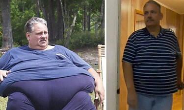 Τρομερό: Έχασαν πάνω από 50 κιλά ο καθένας!