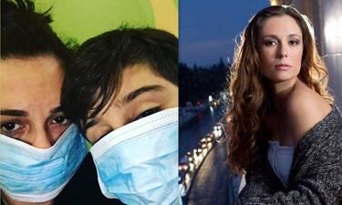Κορονοϊός: Θάλεια Ματίκα: «Ο γιος μου, που είναι επτά, έχει αρχίσει και ζορίζεται» (photos)