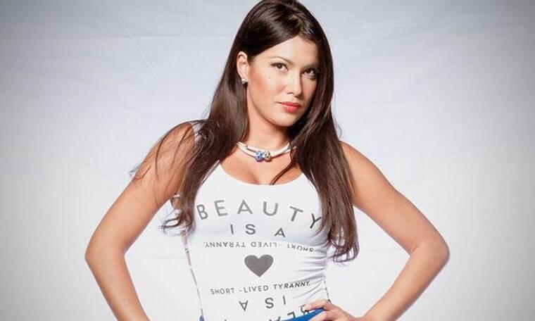 Κλέλια Ρένεση: Με γρατζουνιές στο πρόσωπο η ηθοποιός - Τι συνέβη και τραυματίστηκε; (Photos)