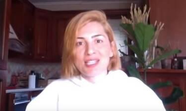 Μαρία Ηλιάκη: Έκανε interview σε ζευγάρι από την Κίνα - Αμακιγιάριστη και κούκλα  (Video)