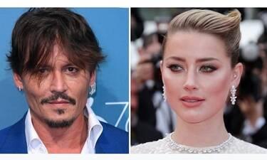 Σκάνδαλο: Στο φως βίντεο με την Amber Heard να ερωτοτροπεί με άλλον στο ασανσέρ του Johnny Depp