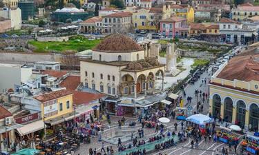 Ήξερες από πού πήραν τα ονόματά τους οι πλατείες και οι περιοχές της Αθήνας;