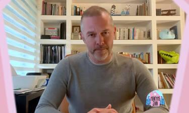 Κορονοϊός: Το μήνυμα του Χρήστου Λούλη: «Σκέφτομαι τους γιατρούς και τους νοσηλευτές…» (video)