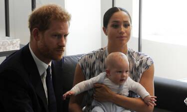Ο Archie θα έχει παρέα! Αυτό είναι το μωρό που έκανε πανευτυχή τη Meghan Markle