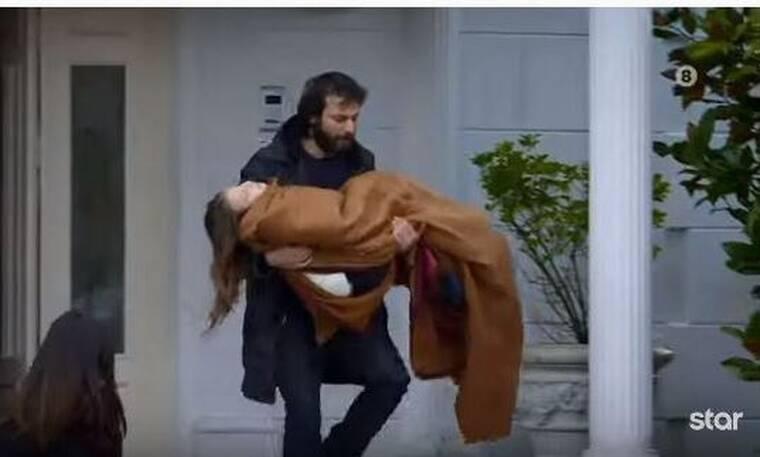 Elif: Ο Γιουσούφ μεταφέρει εσπευσμένα την μικρή Ιντζί στο νοσοκομείο!