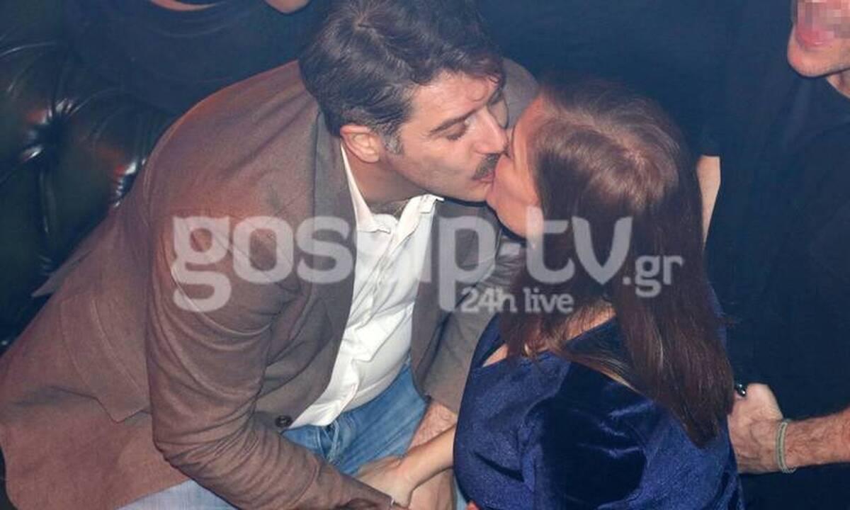 Αλέξανδρος Μπουρδούμης: Ακόμα και φύλλο άνοιξε για την εγκυμονούσα σύντροφό του, Λένα Δροσάκη!