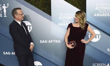 Tom Hanks-Rita Wilson: 3 εβδομάδες μετά και οι νέες φωτό τους είναι αυτό που περιμέναμε