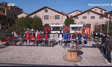 MasterChef: Δείτε πώς μοιράστηκαν οι ομάδες για τη δοκιμασία! Ποιοι έσταξαν... φαρμάκι; (video)