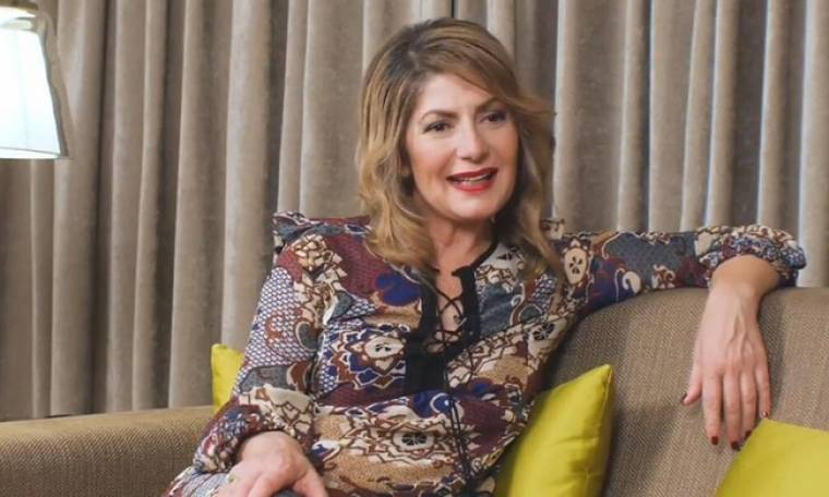 Μαρία Γεωργιάδου: Επιστρέφει μετά από χρόνια στην τηλεόραση και δεν φαντάζεστε σε ποιο κανάλι!