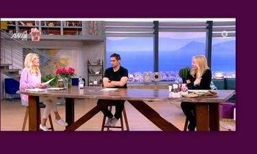 Φαίη Σκορδά: Η ανακοίνωση στον αέρα του Πρωινού που δεν περιμέναμε! (Video & Photos)
